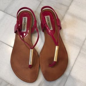 Steve Madden sandals - size 7